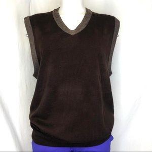 Women/Men Prada knit super soft vest , XL